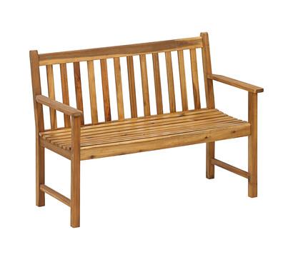 Gute Wahl Holzbank Mykonos, 2-Sitzer
