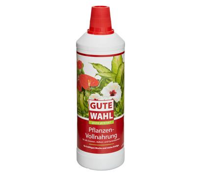 Gute Wahl Pflanzen-Vollnahrung, flüssig, 1 l