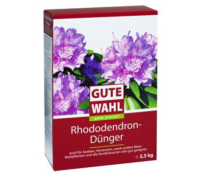 gute wahl rhododendron d nger 2 5 kg dehner garten center. Black Bedroom Furniture Sets. Home Design Ideas