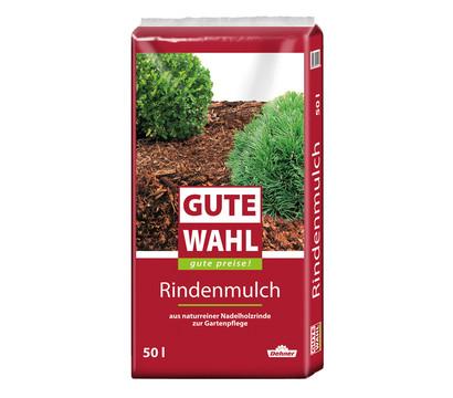 Gute Wahl Rindenmulch, 50 l