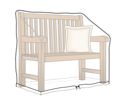 gute wahl schutzh lle f r b nke 130 x 75 x 80 cm dehner garten center. Black Bedroom Furniture Sets. Home Design Ideas