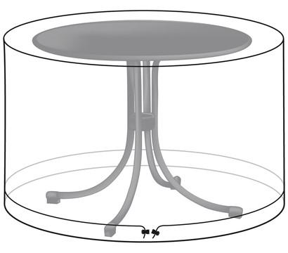 gute wahl schutzh lle f r runde tische bis 125 cm dehner garten center. Black Bedroom Furniture Sets. Home Design Ideas