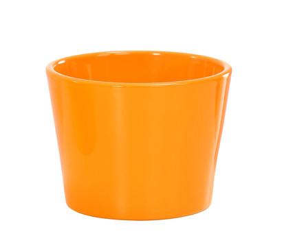 Gute Wahl Übertopf aus Keramik, rund, Ø 10 cm