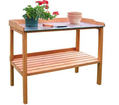 Habau Gartentisch, 98 x 48 x 95 cm