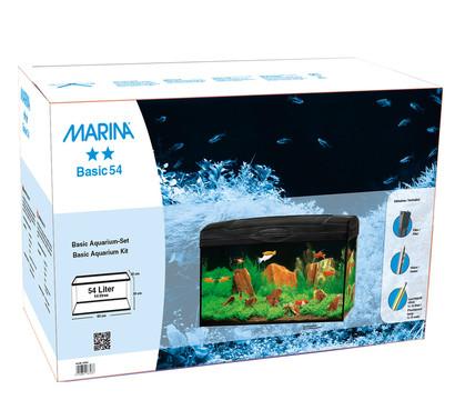 Hagen aquarium set marina basic 54 dehner garten center for Aquarium einsteiger