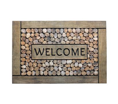 Hamat Fußmatte Ecomaster Welcome, 75 x 45 cm