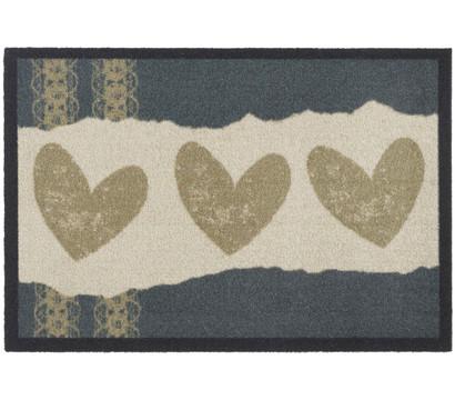 Hamat Fußmatte Herz, 60 x 40 cm