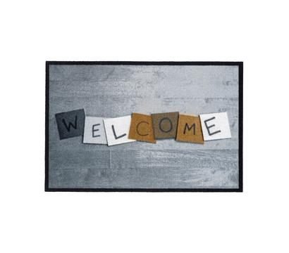 Hamat Fußmatte Mondial Welcome, ca. B60/H40 cm