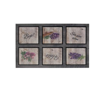 Hamat Fußmatte Residence Lavender, 75 x 45 cm