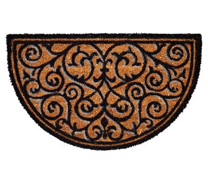 Hamat Fußmatte Ruco, halbrund, 75 x 40 cm
