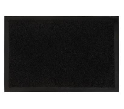 Hamat Fußmatte Twister, rechteckig, schwarz, 60 x 40 cm
