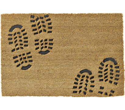 Hamat Kokos-Fußmatte Fuß, 60 x 40 cm
