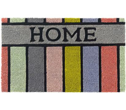 Hamat Kokos-Fußmatte Pastel Home, 75 x 45 cm