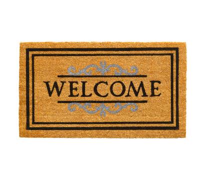 Hamat Kokos-Fußmatte Welcome, 70 x 40 cm