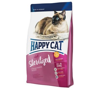happy cat supreme adult sterilised trockenfutter dehner garten center. Black Bedroom Furniture Sets. Home Design Ideas