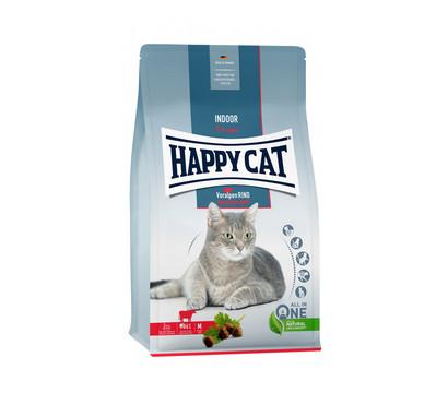 Happy Cat Trockenfutter Indoor Adult