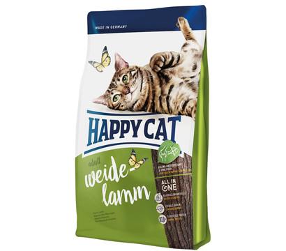 Happy Cat Trockenfutter Supreme Adult, Weide-Lamm