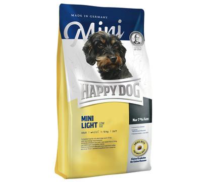 happy dog mini light low fat trockenfutter dehner. Black Bedroom Furniture Sets. Home Design Ideas