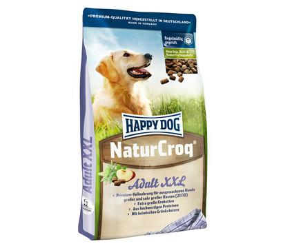happy dog naturcroq xxl trockenfutter 15 kg dehner. Black Bedroom Furniture Sets. Home Design Ideas