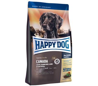 Happy Dog Supreme Sensible Canada, Trockenfutter