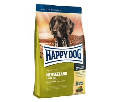 happy dog supreme sensible neuseeland trockenfutter dehner garten center. Black Bedroom Furniture Sets. Home Design Ideas