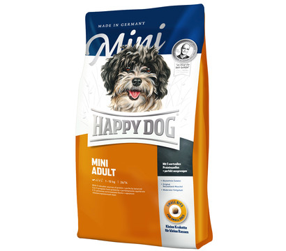 Happy Dog Trockenfutter Mini Adult