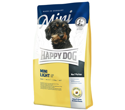 Happy Dog Trockenfutter Mini Light Low Fat