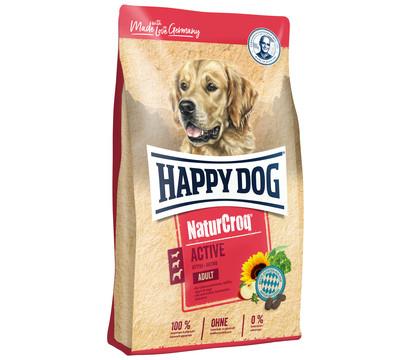 Happy Dog Trockenfutter NaturCroq Adult Active