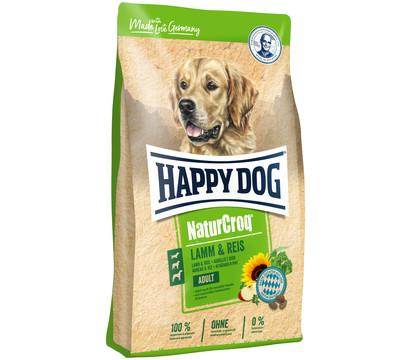 Happy Dog Trockenfutter NaturCroq Adult, Lamm & Reis