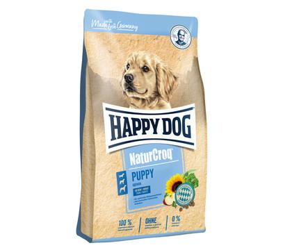 Happy Dog Trockenfutter NaturCroq Puppy
