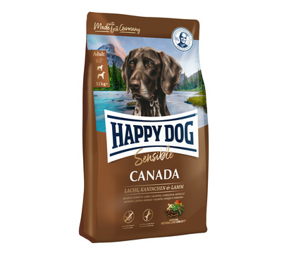 Happy Dog Trockenfutter Sensible Canada