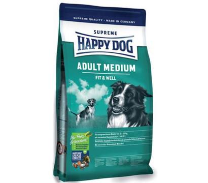 Happy Dog Trockenfutter Supreme Fit & Well Medium Adult