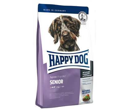 Happy Dog Trockenfutter Supreme Fit & Well Senior
