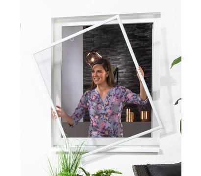 Hecht Fensterbausatz Basic, 120 x 140 cm