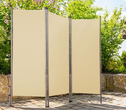 Hecht Outdoor-Paravent 'Mobilis', 170 x 170 cm