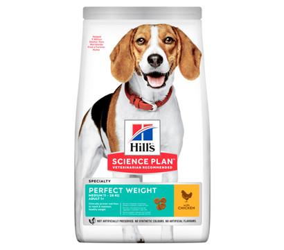 Hill's™ Science Plan™ Trockenfutter Perfect Weight Medium Adult 1+, 2kg
