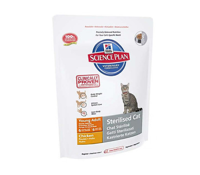Hill's™ Science Plan™ Trockenfutter Veterinary Formulated Sterilised Cat Young Adult