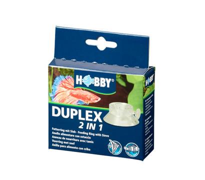 Hobby® Aquariumzubehör Duplex 2in1 Futtersieb
