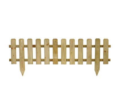 Holz Steckzaun 120 X 30 Cm Dehner