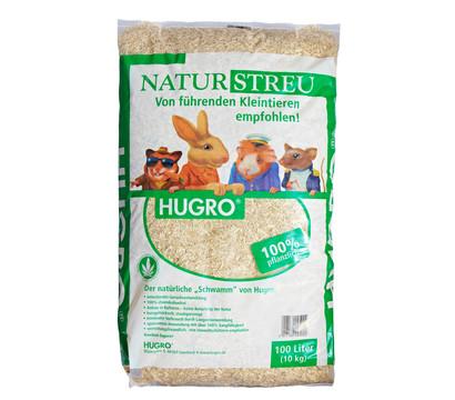 Hugro Hanfeinstreu für Nager, 100 l