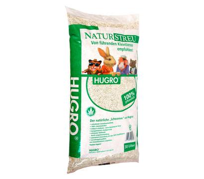 Hugro® Naturstreu für den Kleintierkäfig, 30l