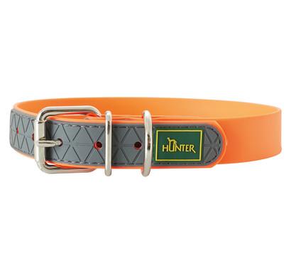 HUNTER® Hundehalsband Convenience, Neonfarben