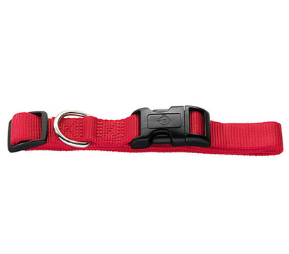 HUNTER Hundehalsband Ecco Sport Vario Basic, rot