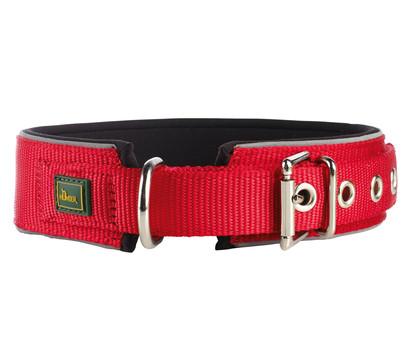 HUNTER® Hundehalsband Neopren Reflect
