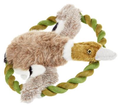 HUNTER® Hundespielzeug Wildlife Training Ente