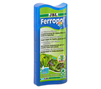 JBL Aquarienpflanzendünger Ferropol