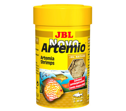 JBL Fischfutter NovoArtemio Artemia Shrimps