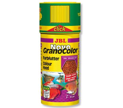 JBL Fischfutter NovoGranoColor click, 250ml