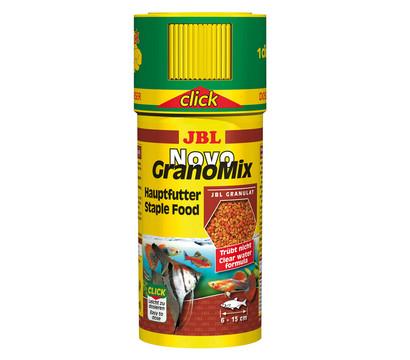 JBL Fischfutter NovoGranoMix click, 250ml