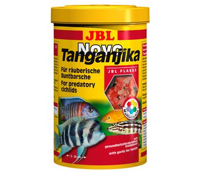 JBL Fischfutter NovoTanganjika für räuberische Buntbarsche